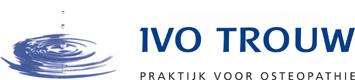 Ivo Trouw Osteopathie Logo